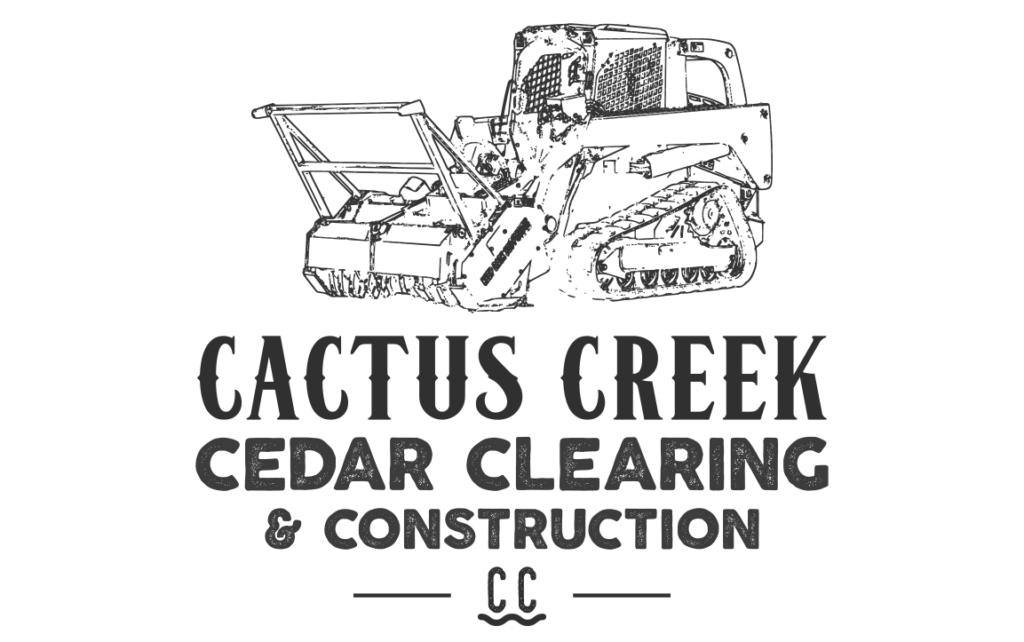 Cactus Creek Cedar Mulching, Land Clearing, Construction